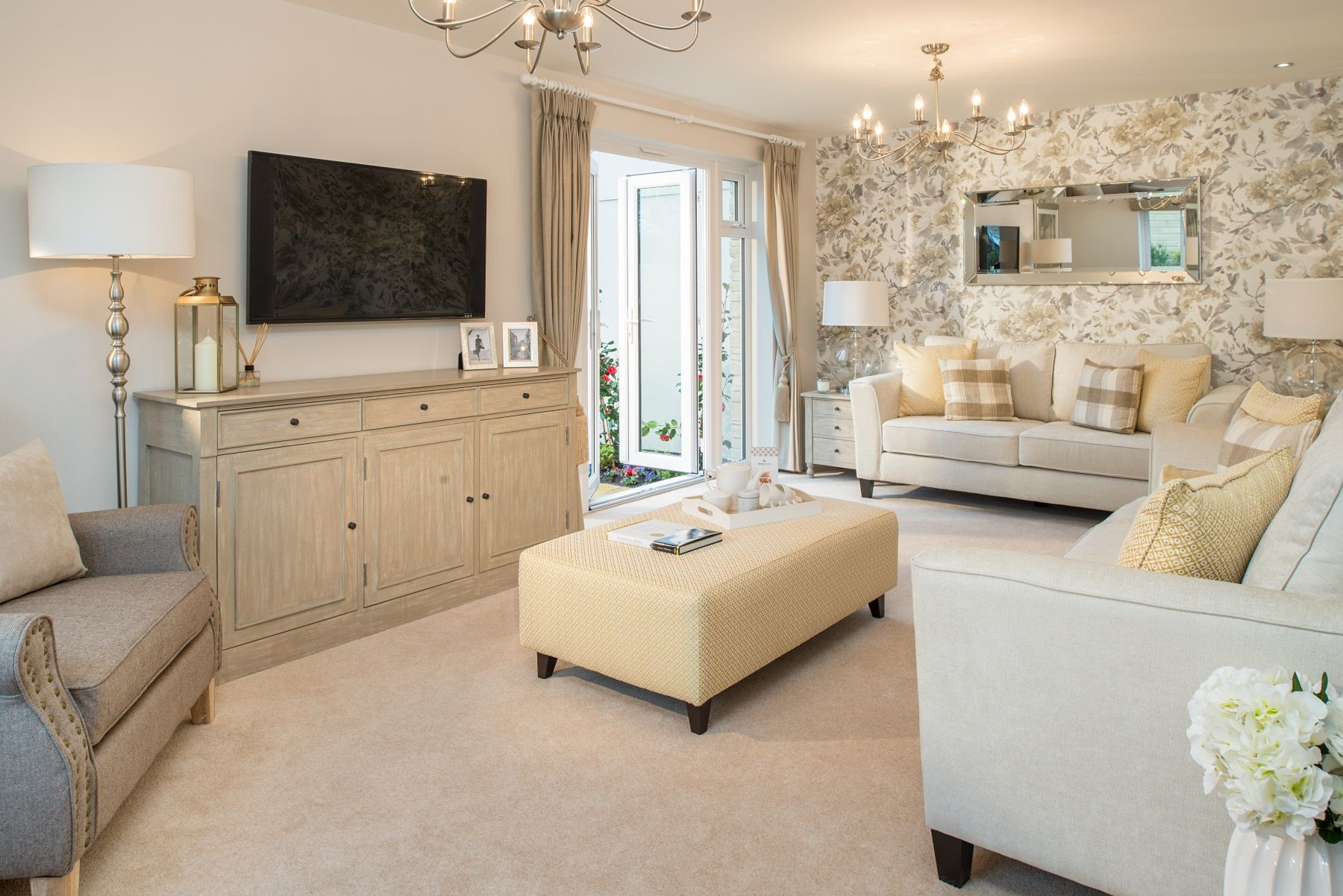 TW Exeter - Mayfield Gardens - Trusdale example living room